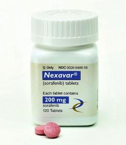 Нексавар в терапии распространенного рака почки