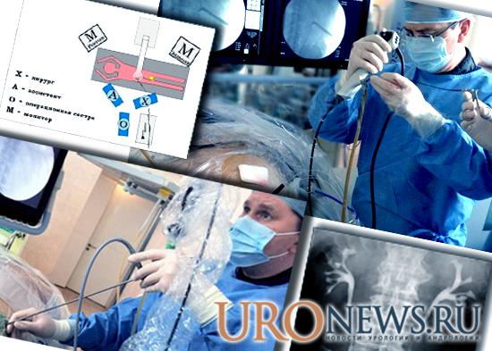 Рентген и эндоурология