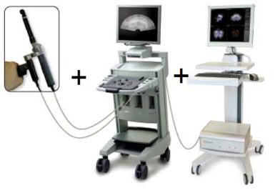 Комлекс аппаротов pro-focus и Histoscanning