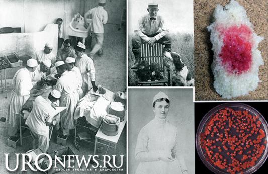 Медицинские перчатки, маски, история внедрения в практику хирургов