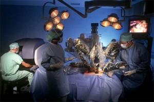 Роботизированные операции при аномалии развития почек