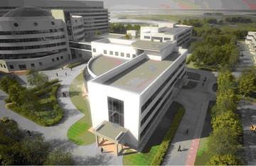 Вид Всероссийского центра экстренной и радиационной медицины