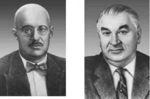 Р.М.Фронштейн (1882-1949) и А.Я.Пытель (1902-1982)