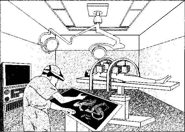 Так будет выглядеть операционная для выполнения робот-ассистированных операций