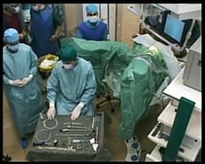 Операционная (клиника урологии ММА им. И.М. Сеченова)