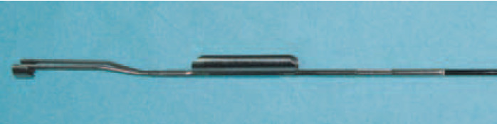 Рис. 6. Специальная петля резектоскопа для удаления фрагментов аденоматозной ткани