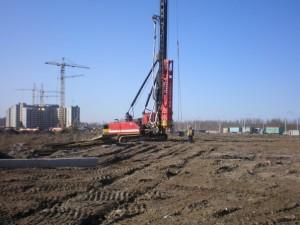 Строительство центра